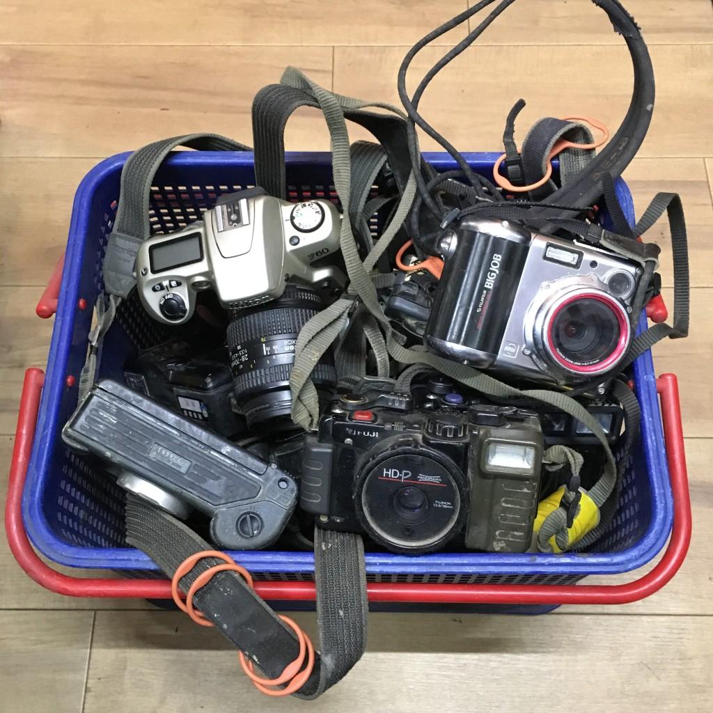 工事カメラ買い取り札幌