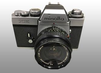 ミノルタ フィルムカメラ